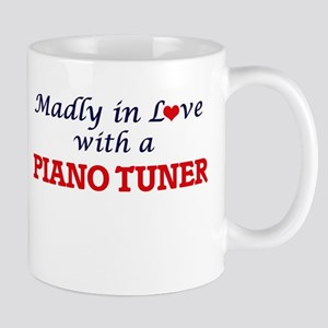Madly in love with a Piano Tuner Mugs