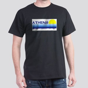 Athens, Greece Dark T-Shirt