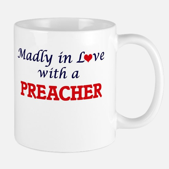 Madly in love with a Preacher Mugs