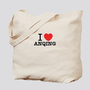 I Love ANQING Tote Bag