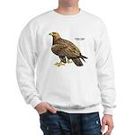 Golden Eagle Bird (Front) Sweatshirt