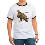 Golden Eagle Bird (Front) Ringer T