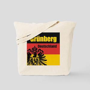 Grünberg Deutschland Tote Bag