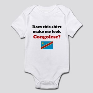 Make Me Look Congolese Infant Bodysuit