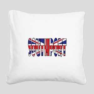 Southport Square Canvas Pillow