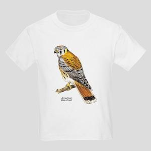 American Kestrel Bird (Front) Kids T-Shirt