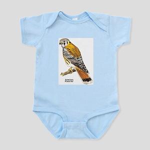 American Kestrel Bird Infant Creeper