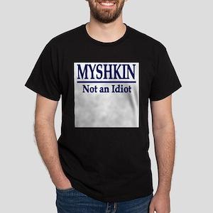 Myshkin Idiot Ash Grey T-Shirt