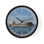 Radcliffe R. Latimer Wall Clock