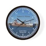 Robert S. Pierson Wall Clock
