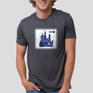 Neuschwanstein Castle, Germany T-Shirt