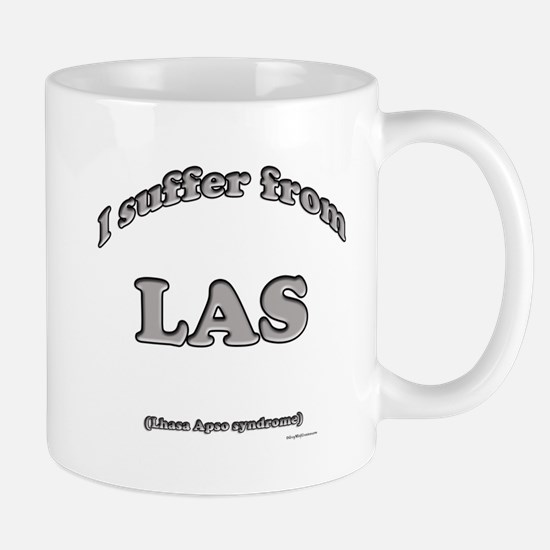 Lhasa Apso Syndrome2 Mug