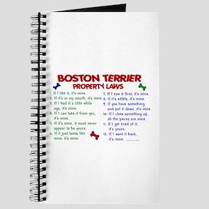 Boston Terrier Property Laws 2 Journal