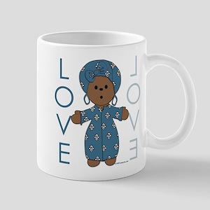 Ethnic Love Doll - no. 3 Mug