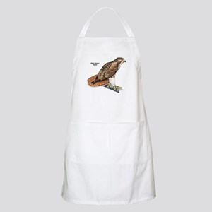Red-Tailed Hawk Bird BBQ Apron