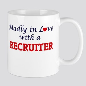 Madly in love with a Recruiter Mugs