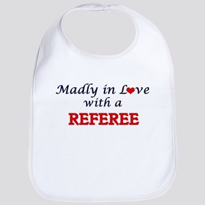 Madly in love with a Referee Bib