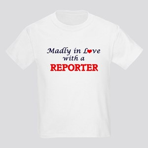 Madly in love with a Reporter T-Shirt