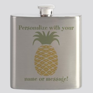 PERSONALIZED Pineapple Flask