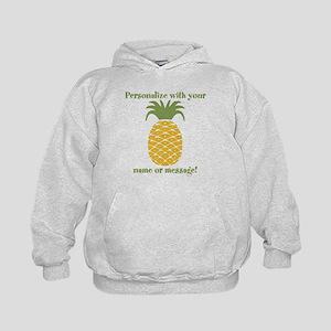 PERSONALIZED Pineapple Hoodie