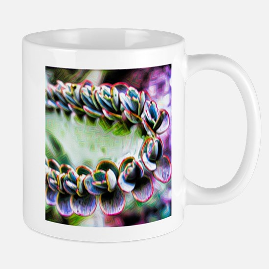 Succulent Chain Mugs