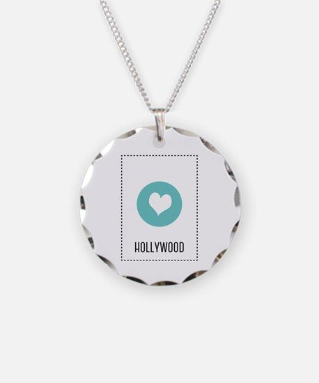 I Love Hollywood Necklace