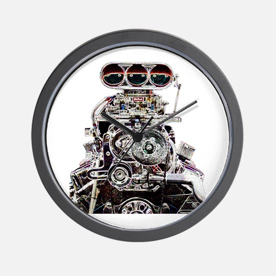 Cute Cars Wall Clock