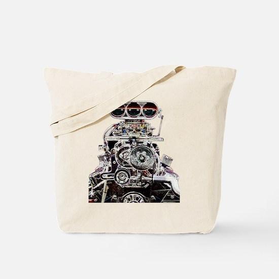 Cute Street Tote Bag