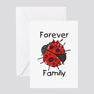Forever Family Greeting Card