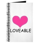 LOVEABLE Journal