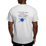 RONIN Light T-Shirt, BURN!!!!