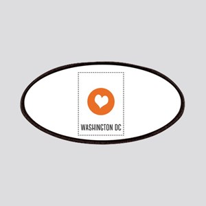 I Love Washington DC Patch