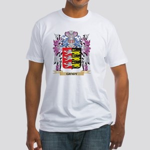 Grady Coat of Arms (Family Crest) T-Shirt