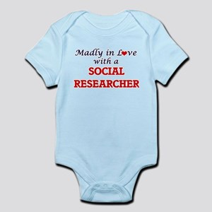 Madly in love with a Social Researcher Body Suit