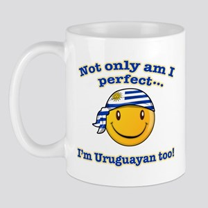 Not only am I perfect I'm uruguayan too! Mug