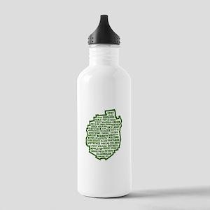 Adirondack High Peaks Water Bottle