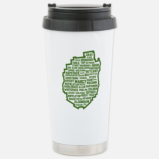 Adirondack High Peaks Travel Mug