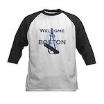 Welcome to Boston Kids Baseball Jersey