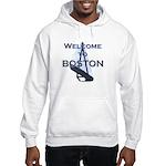 Welcome to Boston Hooded Sweatshirt