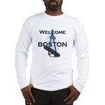 Welcome to Boston Long Sleeve T-Shirt