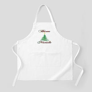 Buon Natale BBQ Apron