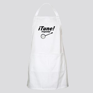 Bluegrass and old time banjo!  BBQ Apron