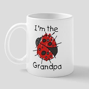 I'm the Grandpa Ladybug Mug