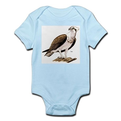 Osprey Bird of Prey Infant Creeper