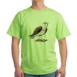 Osprey Bird of Prey Green T-Shirt