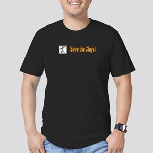4-save_the_clays_sticker_1 T-Shirt