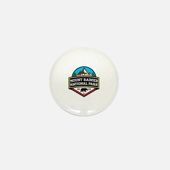 Unique Rainier Mini Button