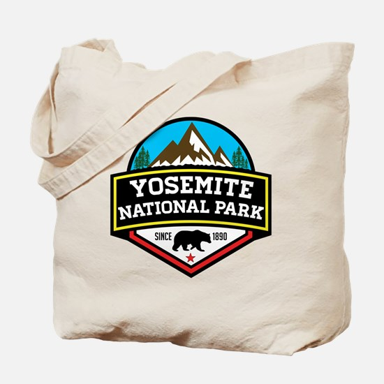 Cute Yosemite Tote Bag