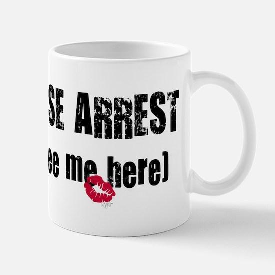 Under House Arrest Mug