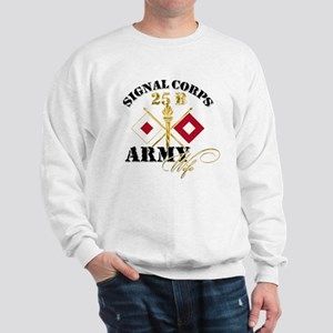 Signal Corps 25 B Sweatshirt